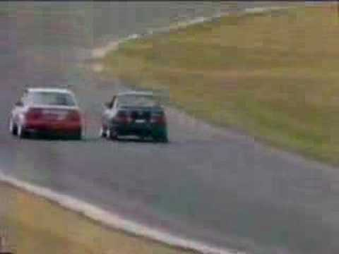 V8 Commodore V Bmw M3 1987