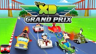 getlinkyoutube.com-Disney XD Grand Prix (By Disney) - iOS - iPhone/iPad/iPod Touch Gameplay
