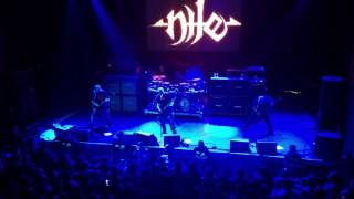getlinkyoutube.com-Nile-Summer Slaughter Tour 2016 Full Concert HD (Los Angeles)