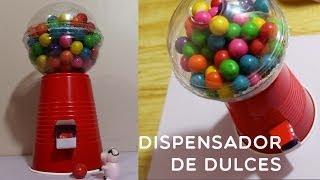 getlinkyoutube.com-DIY: Dispensador de dulces ¡FÁCIL Y RÁPIDO! ❤ Regalo 14 feb