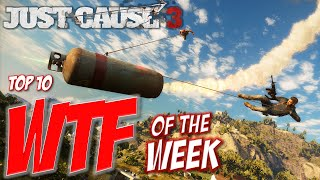 getlinkyoutube.com-Just Cause 3 - TOP 10 WTF OF THE WEEK #1