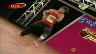 getlinkyoutube.com-Lux Dance India Dance Season 2 Dec. 26 '09 Mumbai Audition Part 6