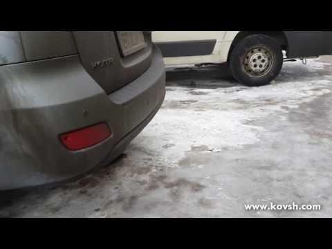 Причина затруднённого холодного запуска Hyundai Santa Fe — неисправные форсунки