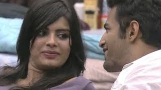 Bigg Boss Season 8 - Sonali Raut And Upen Patel Caught In Bed