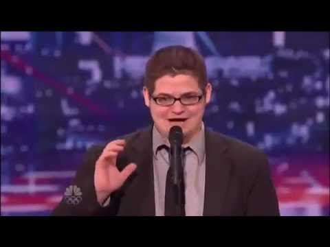Mind Reader - قارئ الذهن Erick Dittelman, America's Got Talent 2012