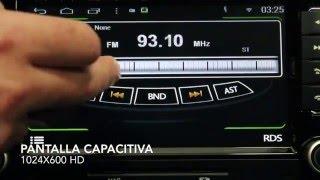 getlinkyoutube.com-S160 Android Radio für VW Fahrzeuge