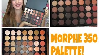 getlinkyoutube.com-Morphe 35O Palette Unboxing & Mini Review!