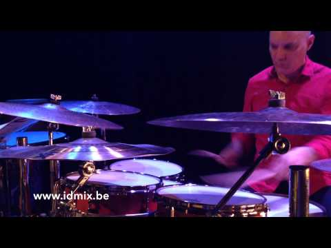 Stéphane Galland / Sycamore drums + some new Sabian Bad & ugly cymbals 1080PX HD