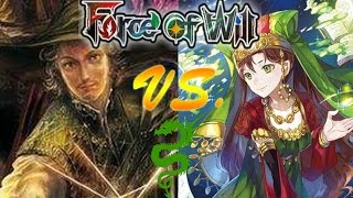 getlinkyoutube.com-Force of Will (TCG) Feature Match: Removal.deck vs Gwiber Musketeers