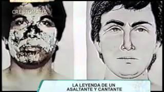 La leyenda de un asaltante y cantante: Alfredo Ríos Galeana