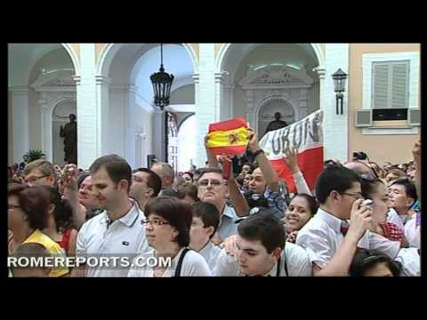 Pope calls for prayers for his trip to the World Youth Day 2011 in Madrid