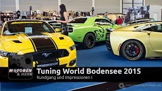 getlinkyoutube.com-Tuning World Bodensee 2015 Messe-Rundgang 1 - GoPro