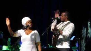 Jonathan McReynolds and India.Arie -
