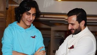 getlinkyoutube.com-Ibrahim Khan splitting image of dad Saif Ali Khan | Watch Video