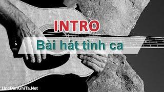 getlinkyoutube.com-[HocDanGhiTa.Net] - Học guitar đệm hát - Hướng dẫn câu Intro áp dụng cho các bài hát tình ca