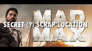 getlinkyoutube.com-Mad Max [46] Secret (?) Scrap Location [PC.1080.60]