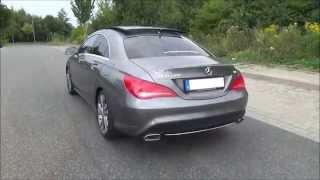 Mercedes CLA 220 CDI 7-DCT (170PS)- Test - Review - Probefahrt