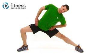 getlinkyoutube.com-Cool Down and Full Body Stretch - Relaxing Cool Down and Stretching Workout Routine