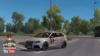 getlinkyoutube.com-[ETS2 v1.26] Audi RS3 v1 *Template*