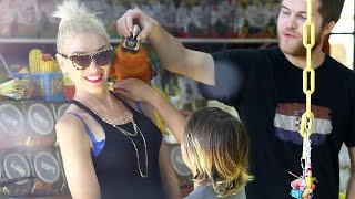getlinkyoutube.com-Gwen Stefani: 'Please Don't Say Anything In Front Of The Kids'