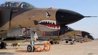 getlinkyoutube.com-Overhauled F4 Phantom II Fighter Jets in Iran