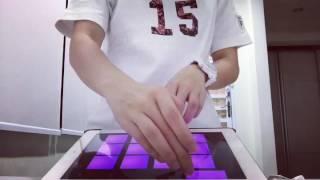 getlinkyoutube.com-Crispy EDM ( Faded ) | Electro Drum Pads 24