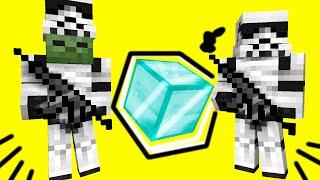 getlinkyoutube.com-Monster School: Stealing 2 -  Minecraft Animation