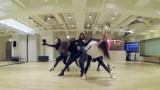 SEOHYUN (서현) - Don't Say No Dance Practice (Mirrored)