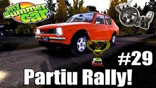 My Summer Car - Partiu Rally! #29 (G27 mod)