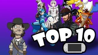 getlinkyoutube.com-Top 10 Mejores Juegos de la PSP