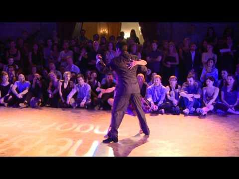 demo 1 Roxana Suarez & Sebastian Achaval Concert Noble Brussels Tango Festival 2012