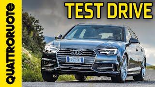 getlinkyoutube.com-Audi A4 Avant 2.0 TDI 2016 Test Drive