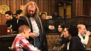 getlinkyoutube.com-coronation street -  gary windass assaults police officer