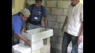 getlinkyoutube.com-Estufa ahorradora de leña ONIL