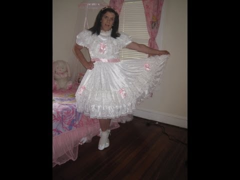 Crossdresser:  Princess Little Girl