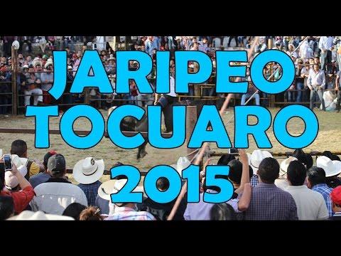 JARIPEO EN TOCUARO MICHOACAN EL 5 DE FEBRERO 2015