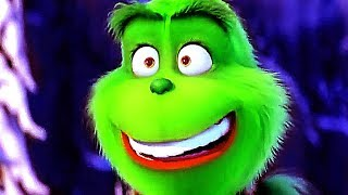 THE GRINCH Full Movie Trailer (2018) Animation, Kids & Family