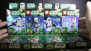 getlinkyoutube.com-LEGO Star Wars 2 Sheng Yuan Bootleg Review