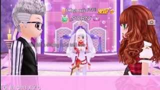 getlinkyoutube.com-Au Mobile - Wedding Day [Nobita & Xuka] 2015