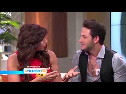 El Talentoso Actor Venezolano Gabriel Coronel en Un Nuevo Dia