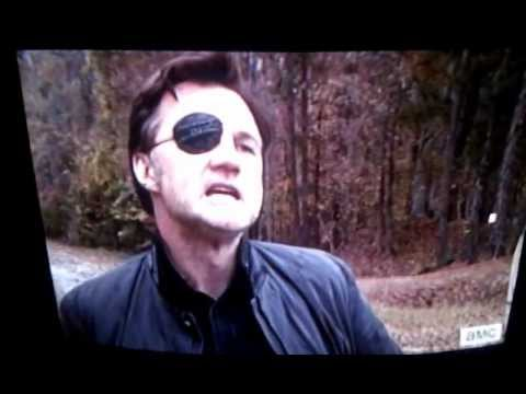 The Governor Kills His Own Soldiers The Walking Dead