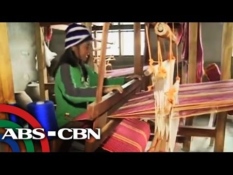 Pinoy woven products to be featured in US