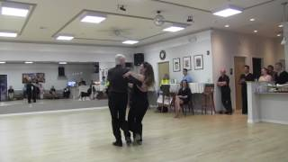 Matt and Nicole Fox Trot Spotlight June 11,2016