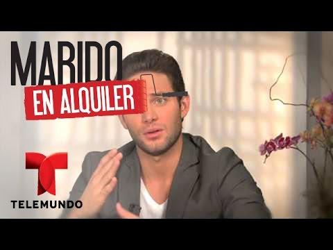 Marido en Alquiler / Gabriel Coronel / Telemundo