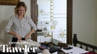 How to Pack with Kelly Framel (Sponsored)