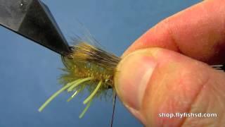 getlinkyoutube.com-Tying Bonefish Flies  Estaz Flats Crab
