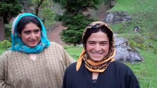 Kashmir  Natural Beauty