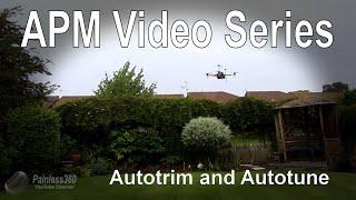 getlinkyoutube.com-(7/8) APM 2.5/2.6/3.1 - Autotrim and Autotune