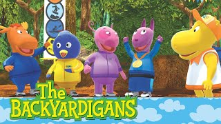 getlinkyoutube.com-The Backyardigans: Race around the World - Ep.17