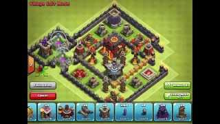 getlinkyoutube.com-Epic base TH10 last update september 2015 (trophy/war base)
